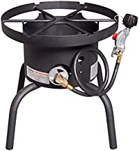 Camp Chef Single Burner Outdoor Cooker, 60,000 BTUs/Hr. Burner, 15 in. Diameter