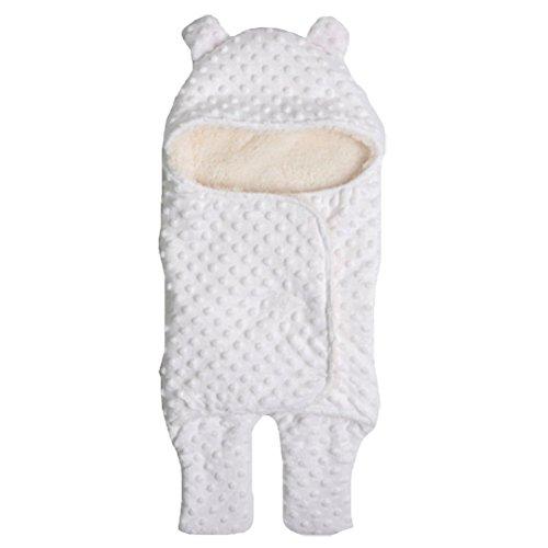 Ohmais Sac de Couchage Baby Carriage Literie d'Emmaillotage Couverture de Poussette Gigoteuse