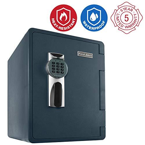 First Alert 2096DF Tresor Safe Dokumentenbox