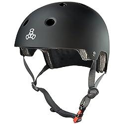 Triple Eight Dual Certified Bike Helmet