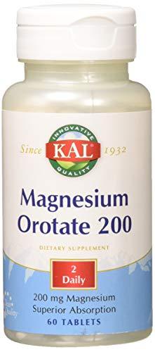 KAL Magnesium Orotate 200 mg | 120 VegCaps
