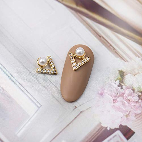 2 Pieces Colorful Crystals Nail Art Rhinestones Charms Gems Stones Decoration Craft Jewelry DIY (Japanese Luxury#14)