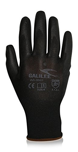 12 paar tuinhandschoenen werkhandschoenen beschermende handschoenen heren maat 9 montagehandschoenen, tuinbekleding, ademend.