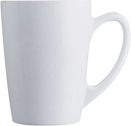 Caneca New Morning Luminarc Branco 320ml