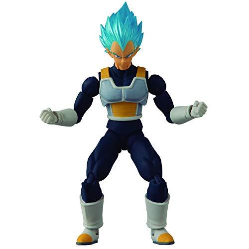 Dragon Ball Super - Figura de acción Evolve - Super Saiyan Blue Vegeta