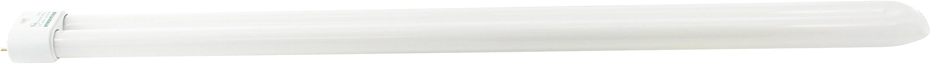 Osram 20584 Sylvania 20584-FT40DL/830/RS/ECO-40 Watt CFL Light Bulb-Compact Fluorescent-4 Pin 2G11 Base-3000K