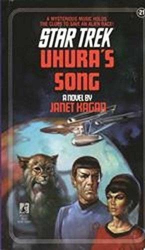 Uhura's Song (Star Trek: The Original Series Book 21) (English Edition)