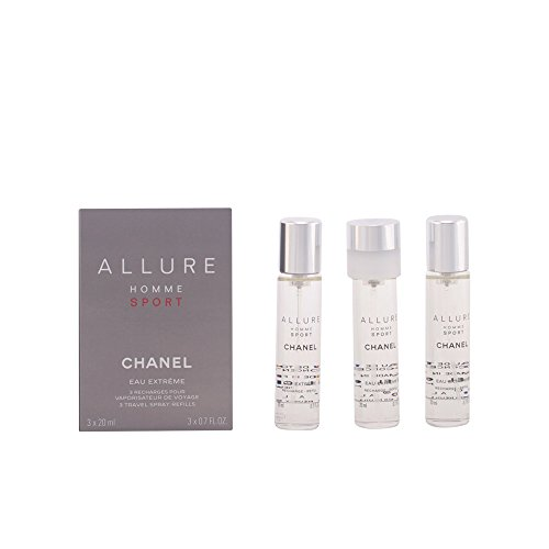 CHANEL Allure PH Sport Eau Extr NF 3x20 ml