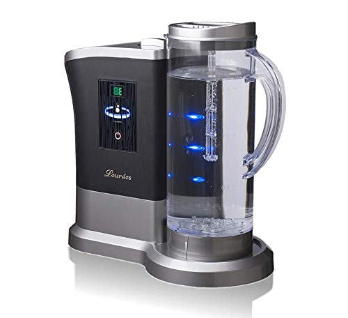 水素水サーバー ルルド・プレミアム(Lourdes) & 特典プレゼント(カートリッジ+真空保存容器+水素濃度...
