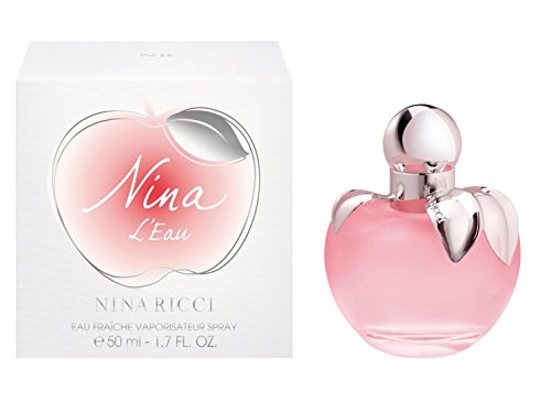 Nina Ricci Nina L'Eau Eau de Toilette Vaporizador 50 ml