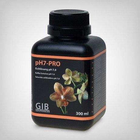GIB industries pH7, pH-pRO solution de référence d'hydroxyméthylfurfural à 300 ml pour un pH étalonnage pH appareil de mesure