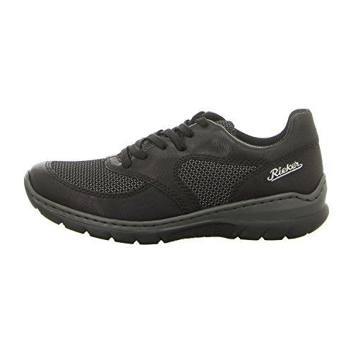 Rieker L3234-00 355012 - Zapatos para Mujer, Color Negro, Color Negro, Talla 38 EU