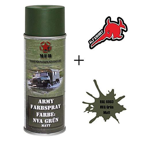 Army Farbspray RAL 6003 NVA Grün Matt Olivgrün Fleckenfarbe Heer Militär #31718