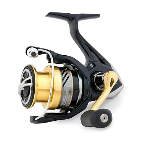 Shimano Nasci C 3000 FB Compact Spinning Fishing Reel With Front Drag Model 2017, NASC3000FB
