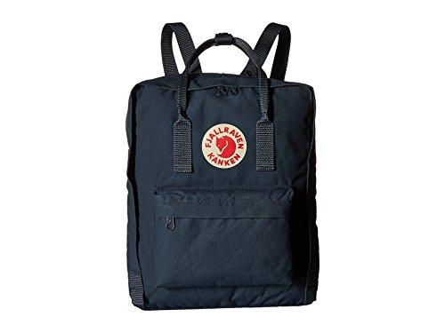 Fjallraven 23510 Unisex's Kanken Backpack, Navy, 38 x 27 x 13 cm 16 Litre Navy