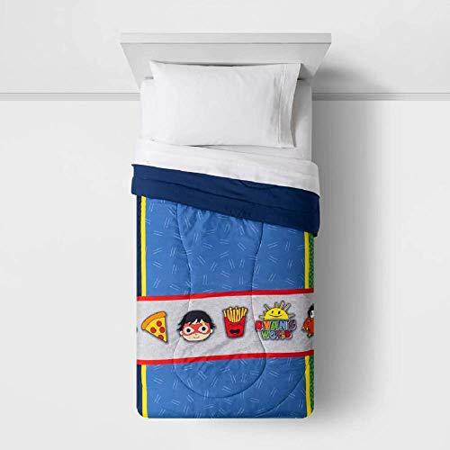 Franco Ryan's World Twin Reversible Comforter