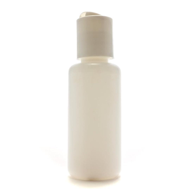 ソファーヨーグルトきらめくプラスチック容器 30mL PE ホワイト【トグルキャップ:ホワイト】
