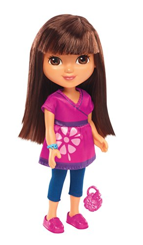Fisher-Price Dora The Explorer Doll - Dora & Friends - Dora (Blw44)