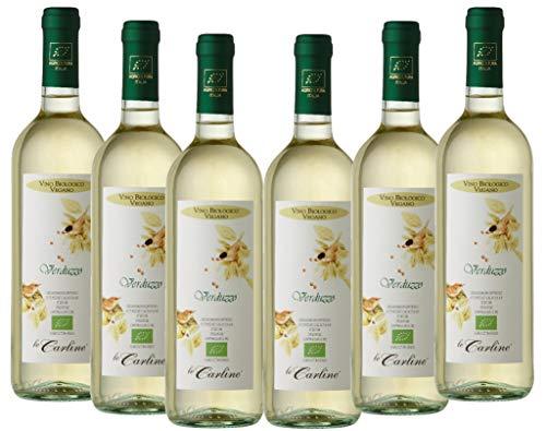 Vino Verduzzo IGT Veneto Orientale biologico e vegano Le Carline