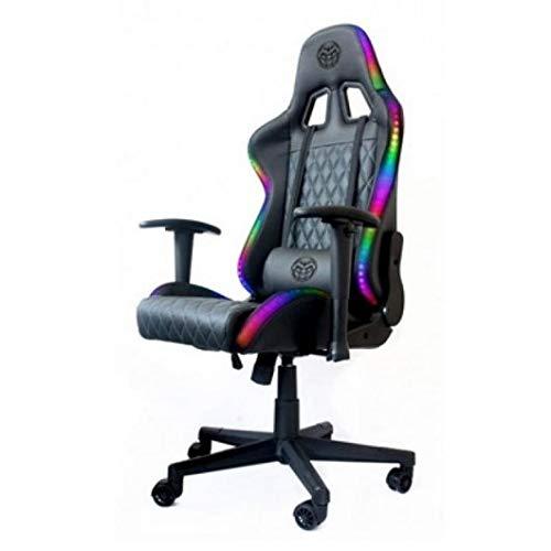 ONAJI Silla Gaming Akuma Pro RGB Black
