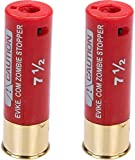 Evike Zombie Stopper 30 Round BB Holding Shells for Multi & Single-Shot Airsoft Shotguns (Color: Red / 2 Pack)