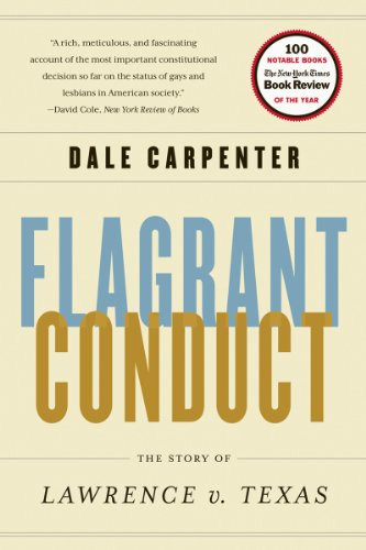Image of Flagrant Conduct: The Story of Lawrence V. Texas