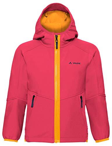 VAUDE Kinder Jacke Kids Rondane Jacket III, Bright pink, 134/140, 41118