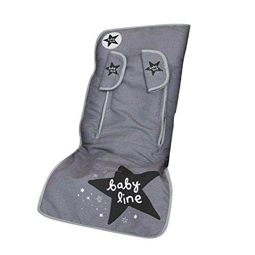 Babyline Stars - Colchoneta ligera, unisex