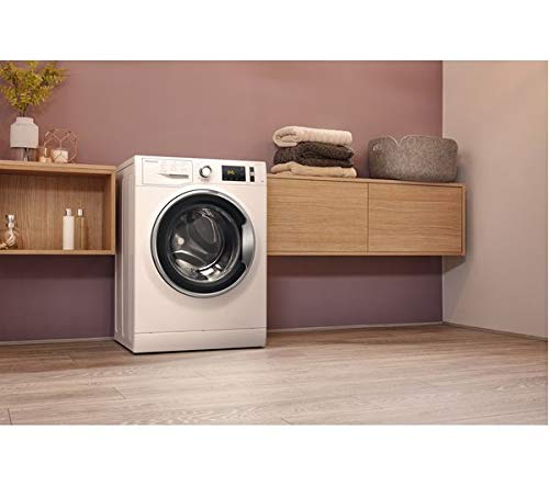 HOTPOINT ACTIVECARE NM11 845 WC A WASHING MACHINE - WHITE