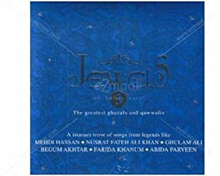 Jewels Vol 1 - Greatest Ghazals And Qawwalis (3 CD Set - 27 Songs From Legends)