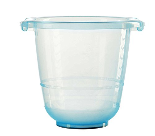 Tummy Tub Badeeimer blau
