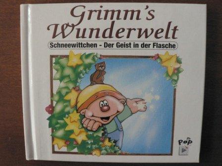 Grimm`s Wunderwelt. Schneewittchen - Der Geist in der Flasche