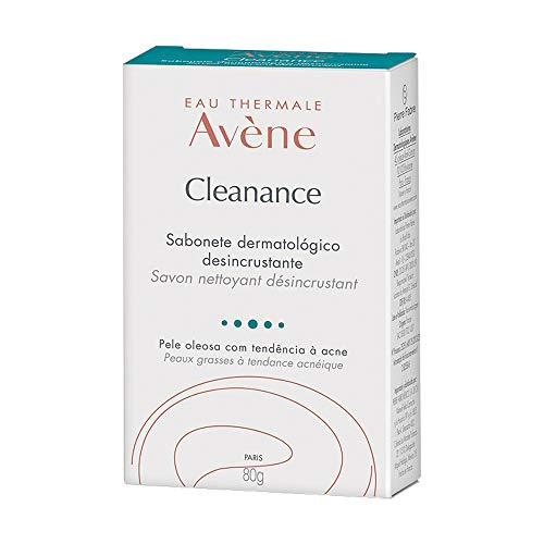 Sabonete Cleanance Barra, 80 G, Avéne