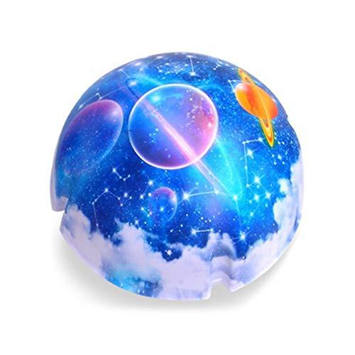 Enfants Lumière De Nuit Led Night Light Starry Sky Magic Star Moon Planet Projector Cosmos Universe Rotate Flashing Kid Creative Light Birthday Gift