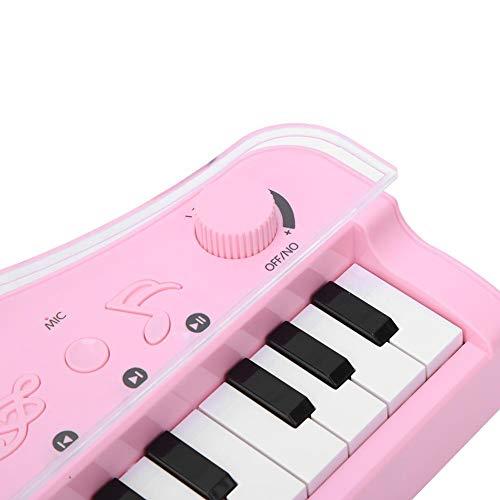 SUCIE Piano eléctrico, Juguete de Piano de Cola eléctrico,