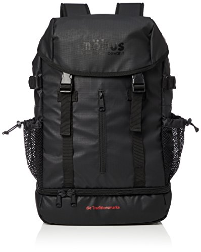 [モーブス] リュック 2層式カブセリュック MBDF502 ブラック/ブラック One Size