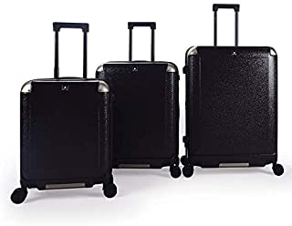 Magellan Hardside spinner luggage Set of 3 pieces with TSA Lock -Purple