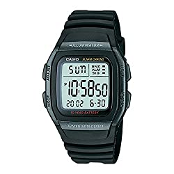 Casio Youth Digital Black Dial Men's Watch - W-96H-1BVDF (D054),Casio,W-96H-1BVDF,19815
