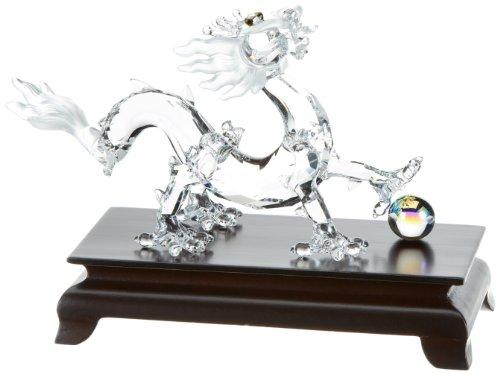 Swarovski kristalfiguren draak 238202