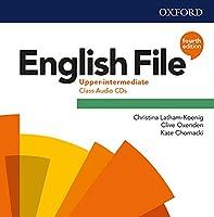 English File: Upper-Intermediate: Class Audio CDs
