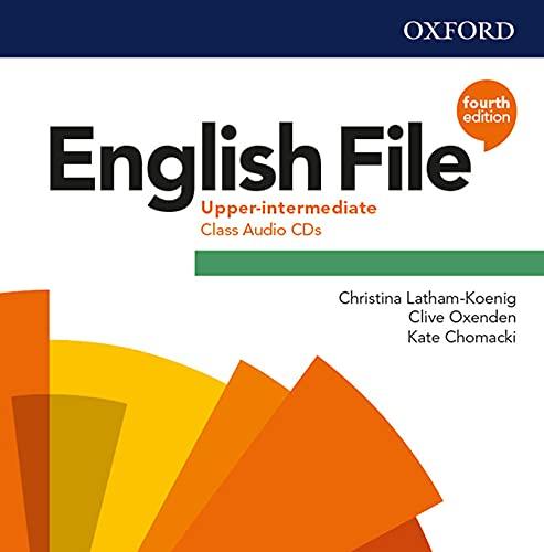 English File 4th Edition A2/B1. Class Audio CD (3) (English File Fourth Edition)