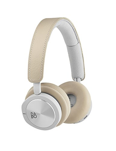 B&O PLAY by Bang & Olufsen 1645146 Beoplay H8i Wireless Bluetooth On-Ear Headphones with...