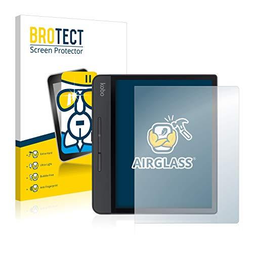 BROTECT Glas Screenprotector compatibel met Kobo Forma – Beschermglas met 9H hardheid