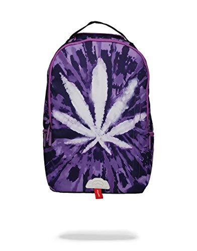 Sprayground Weed Tie Dye Backpack - Purple