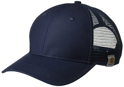 Carhartt Rugged Professional Series Cap gorras, Navy, OFA para Hombre