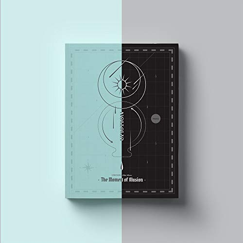 UP10TION - The Moment of Illusion [Moment+Illusion ver. Set] (8th Mini Album) 2CD+2Photobooks+2Photocards+2Clear Photocards+2Folded Posters