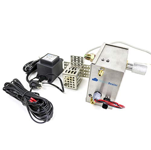 Automatic Outdoor Fire Feature Control System - Electronic Flame Control Ignition Module - Natural Gas or Propane - Automatic Igniter for Fire Pits, Fire Features, Outdoor Fire Bowls/Tables