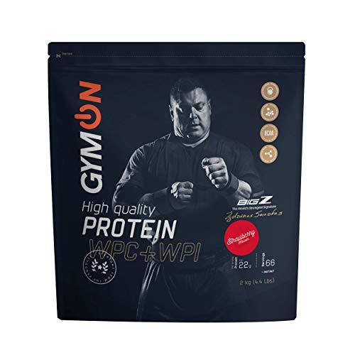 Firmato dall'uomo più forte di tutti i tempi BigZ Contiene isolato per un migliore assorbimento di aminoacidi Al minimo 22 g di proteini in 1 porzione Pacco da 2 kg (4.4 lbs) per gli appassionati di atletica Direttamente dal produttore di formaggio e...