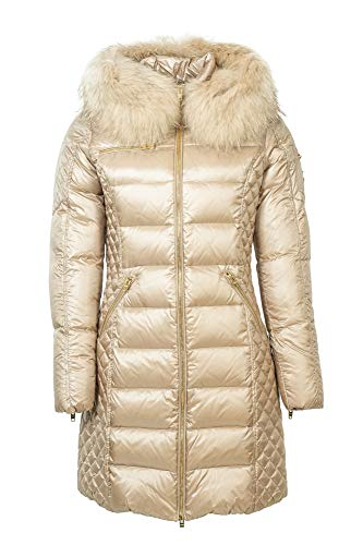 rock and blue down jacket