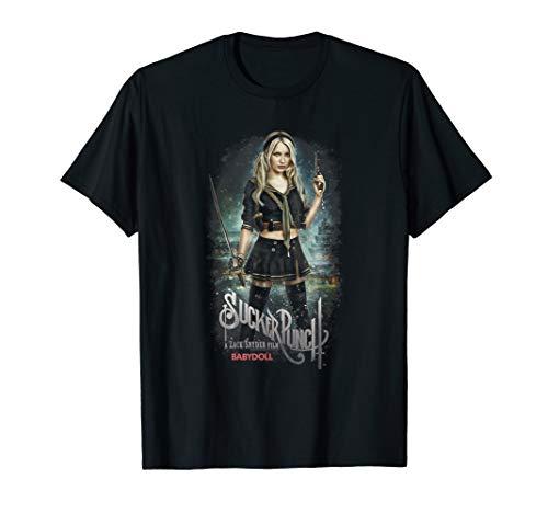Sucker Punch Babydoll Poster T Shirt